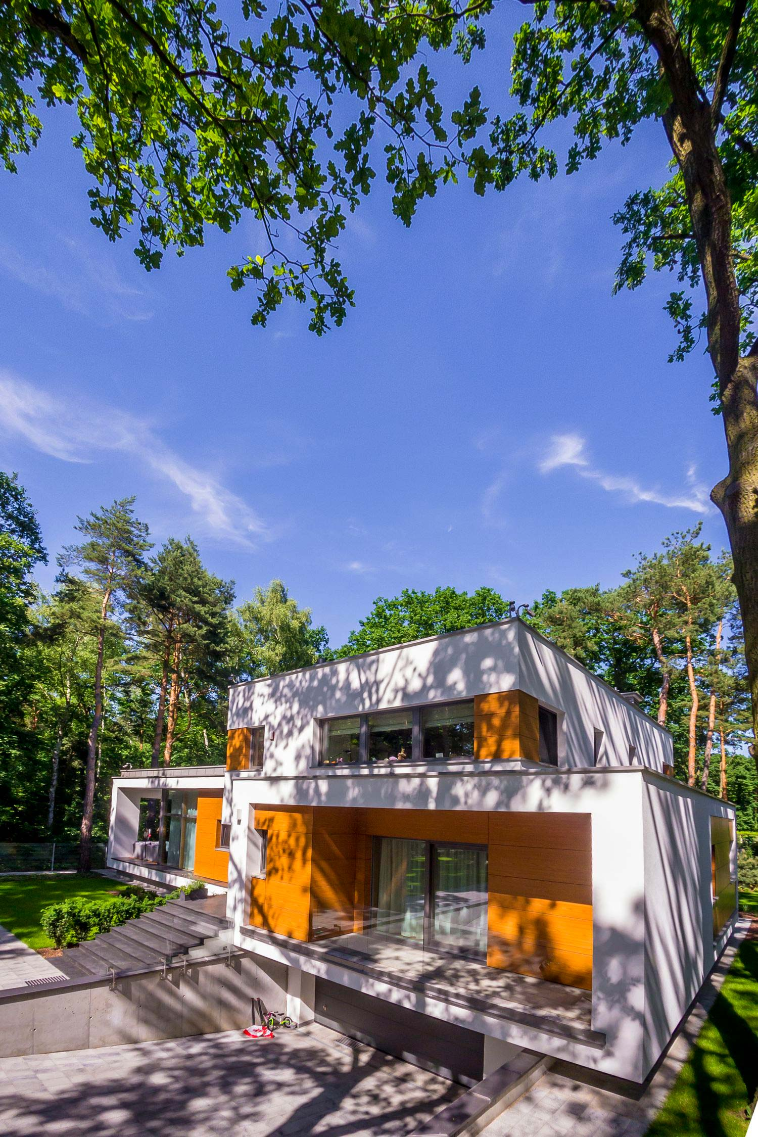 Dom w lesie – Realizacja Roku 2015