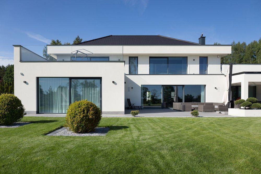 Dom na Wzgórze – Nowoczesny projekt z 2016